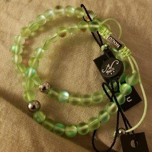 Nogu Green Mermaid Bracelets